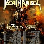 Filmari cu Death Angel in Ohio