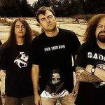 Filmari cu Napalm Death in Finlanda