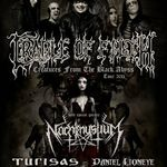 Cradle Of Filth live la The Daily Habit (video)