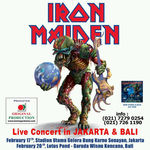 Iron Maiden au ajuns in Indonezia (video)