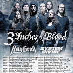 3 Inches Of Blood au fost intervievati in Canada (video)