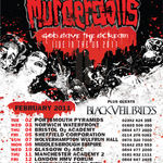 Murderdolls au fost intervievati in Londra (video)