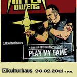 Concert Tim 'Ripper' Owens duminica seara in Kulturhaus