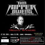Filmari si interviu cu Tim Ripper Owens in Sibiu