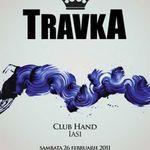 Concert Travka in Club Hand din Iasi