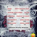 Rezultate finale pentru trupele romanesti la Dark Bombastic Evening 3