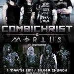 Au mai ramas cateva zile pana la concertul Combichrist si Mortiis din Silver Church