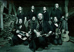 Eluveitie au fost intervievati in Canada (video)