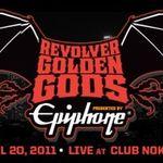 Afla artistii nominalizati la Revolver Golden Gods 2011