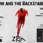 Concert Robin And The Backstabbers in club Zona Iasi
