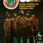 Les Elephantes Bizarres anunta un turneu in Romania