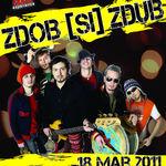 Concert Zdob si Zdub in club TMC din Focsani