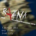 Concert Razna in club Iron City din Bucuresti