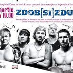 Concert Zdob si Zdub in Shopping MallDova din Chisinau