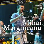 Mihai Margineanu si Watt Club se alatura cauzei Evei Maria