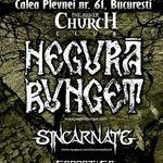 Programul concertului Negura Bunget din Silver Church