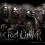 Six Feet Under anunta primele concerte in noua componenta