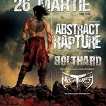 Concert Abstract Rapture, Bolthard si Negativist in Constanta