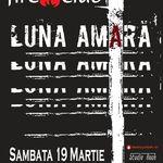 Concert Luna Amara live in Fire Club Bucuresti