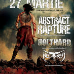 Concert Abstract Rapture, Bolthard si Negativist in Bucuresti