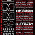 Noi nume confirmate pentru Graspop Metal Meeting 2011