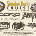 Anvil confirmati pentru Sweden Rock Cruise 2011