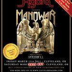 Posibil setlist pentru turneul aniversar Manowar