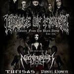 Cradle Of Filth: Devine tot mai greu sa ajungi in America