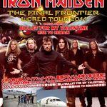 Iron Maiden au anulat concertele din Japonia
