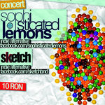 Concert Sophisticated Lemons in Wings Club Bucuresti