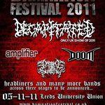 Primele nume confirmate pentru Damnation Festival 2011