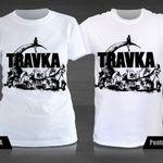 Cumpara noul tricou Travka pe fabrica de tricouri METALHEAD