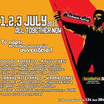 Gogol Bordello si Kyuss Lives! la Rockwave 2011 Grecia