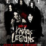 Arch Enemy au prezentat live o noua piesa (video)