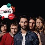 Livestream cu Maroon 5 in club Maxx din Bucuresti