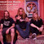Sebastian Bach discuta despre inregistrarile noului album
