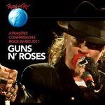 Guns N Roses confirmati pentru Rock In Rio 2011