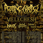 Filmari cu Rotting Christ in Cleveland