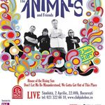 Castiga 6 CD-uri si 6 bilete la concertul The Animals! Pe Facebook!