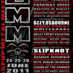 Watain confirmati pentru Graspop Metal Meeting 2011