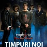 Concert Timpuri Noi in Euphoria Music Hall Cluj