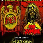 Rob Zombie, Slayer si Exodus pornesc in turneu