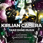 Concert Kirlian Kamera si Tanz Ohne Musik in club Control