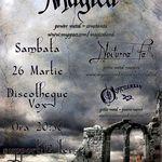 Nocturnal Fall, Inneray si Magica: Un concert cu surprize in Suceava