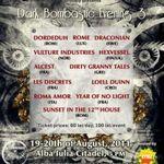 Noi nume confirmate pentru Dark Bombastic Evening 3