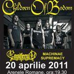 Au mai ramas 3 saptamani pana la concertul Children Of Bodom