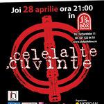Concert Celelalte Cuvinte in Jukebox Venue din Bucuresti
