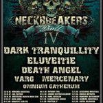 Dark Tranquillity, Eluveitie si Death Angel pornesc in turneu