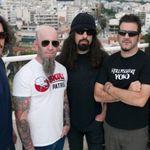 Filmari din studio cu Anthrax
