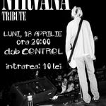 Tribut Nirvana in club Control din Bucuresti